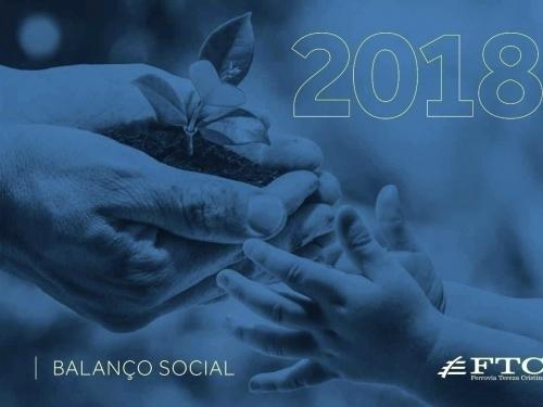 BALANÇO SOCIAL - FTC - 2018